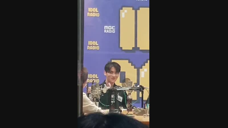 181205 hwitae love chani idol radio