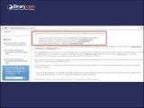 Пополнение и вывод с помощью Webmoney на Binary.com