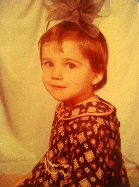 фото настасья самбурская в детстве
