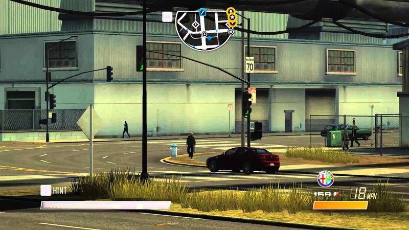 Driver: San Francisco (2011) | FWD Alfa Romeo 159 Ti V6 with Q2 (TorSen T-3 Front Diff) Gameplay.