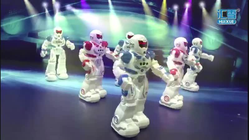 Робот радиоуправляемый «I-ROBOT»