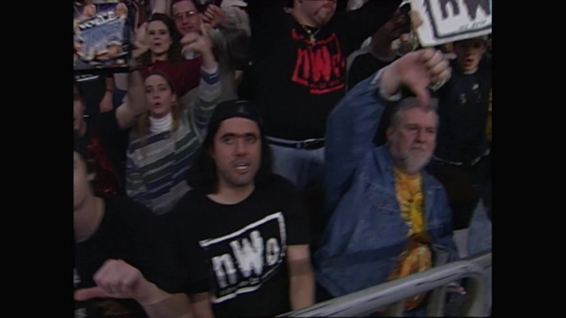WCW. Thunder 07.01.1999 HD