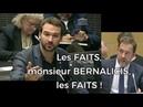 CASTANER LES FAITS MONSIEUR BERNALICIS LES FAITS