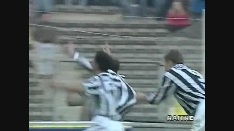 Зидан Болонья 1 12 1996