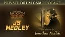 Jackson 5 Medley Sugarfoot DRUM CAM - HIStory Tour