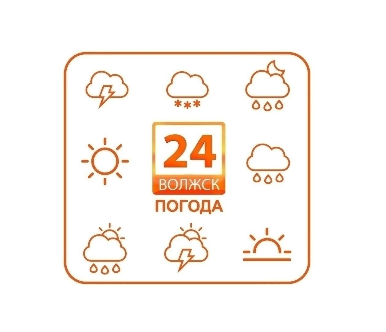 Доброе утро, волжане! Прогноз погоды на 24 января!