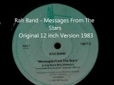 Rah Band - Messages From The Stars Original 12 inch Version 1983