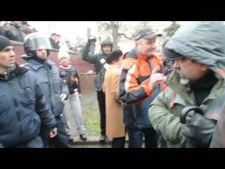 Харьков 13.04.2014 Бабка и Аваков
