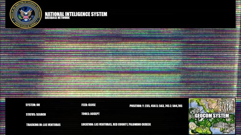 NATIONAL INTELLIGENCE SYSTEM