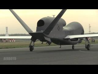 RQ-4 Global Hawk Misawa Air Base