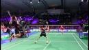 BEST RALLY of LEE Yong Dae/YOO Yeon Soeng in Danmark Open