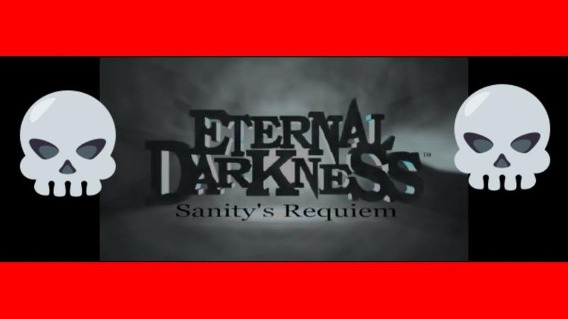 Eternal Darkness: Sanity's Requiem (Gamecube) game play 🧟🎮💀