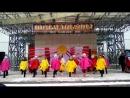 Выступление нашей младшей доченьки Анжелички, со своим танцевальным коллективом на масленнице.