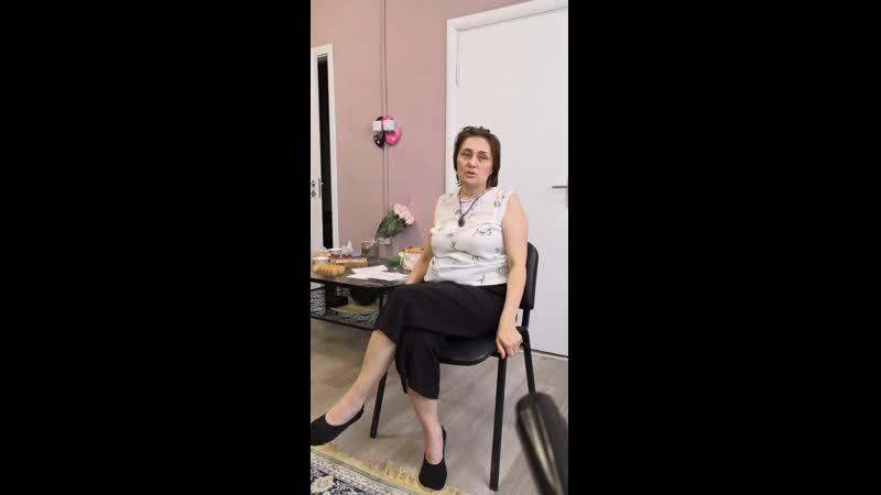 Семинар Секс, деньги, бизнес психолог Наталия Гарифьянова (часть 2)