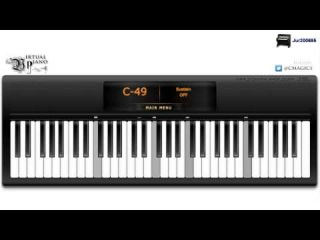 Requiem for a Dream - Lux Aeterna (Clint Mansell) - Virtual Piano