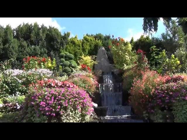 Ampie's berg - красивый сад на востоке Голландии.