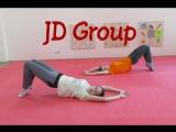 МарияDance Studio, JD Group. Хип-хоп, джаз-модерн, тренировка.