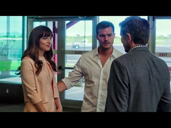 Fifty Shades Freed - Welcome Home Mr. and Mrs. Grey Scene