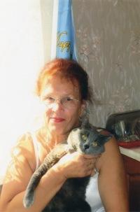 Галина Вергилес, 11 сентября , Екатеринбург, id170889757