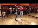 Cornel and Rithika _ Bachata Sensual _ Kiss me - Lola Jane Bachata remix