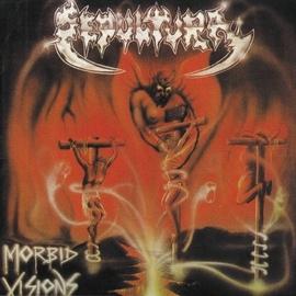 Sepultura альбом Morbid Visions/Bestial Devastation (Reissue)