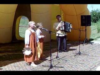 Продолжение концерта играй гармонь в Губино 2012