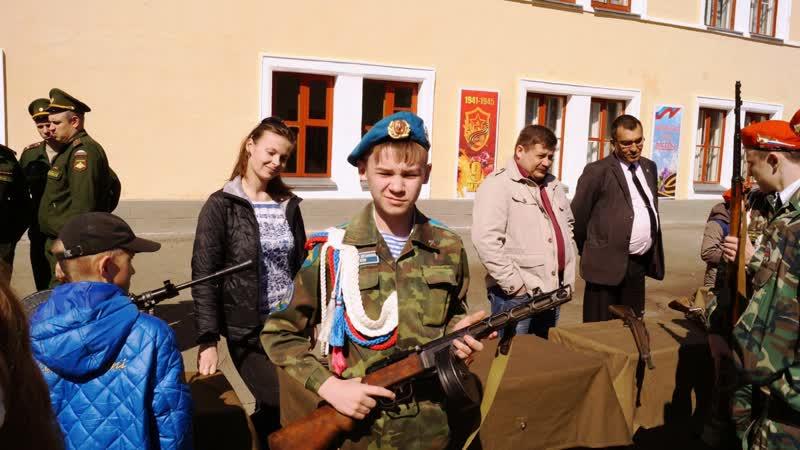 Акция в Донгузе 25 апреля 2015 года