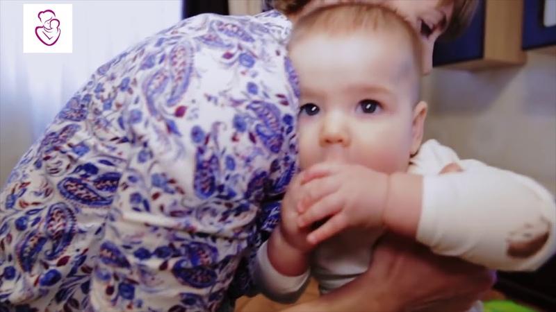 Развитие ребенка - седьмой месяц жизни   Как развивается ребенкок в 7 месяцев