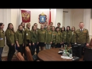 Поздравление ректора ФГБОУ ВО ТГТУ Краснянского М.Н.