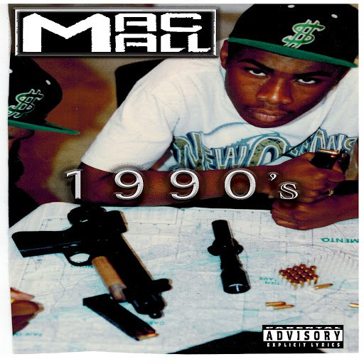 Mac Mall альбом Mac Mall 1990s
