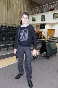 Алишер Турсунпулатов, 20 ноября , Томск, id183185263
