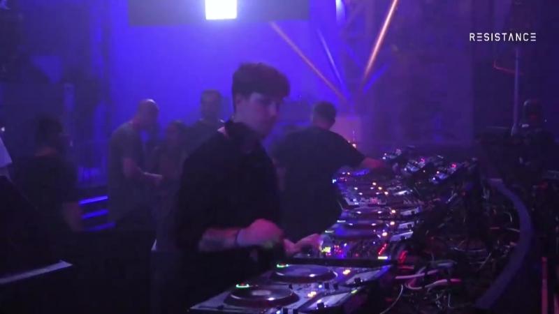 Layton Giordani @ Resistance Ibiza_ Adam Beyer Presents Drumcode