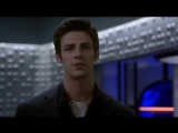 The Flash - Barry talks to Gideon about Dr. Wells