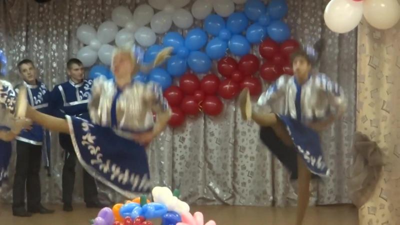 Танец «Русский перепляс»