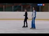 Репортаж о Юлии Липницкой канала Россия 2