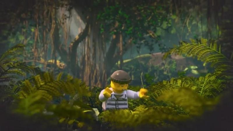 LEGO® CITY Приключения в джунглях часть 2