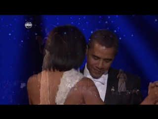 Beyonce At Last Barack Obama Michelle Obama First Dance