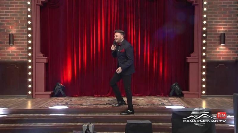 Michael Qotanjyan Kanach achqer Erekoyan Azoyan Armenia TV 19 05 2018