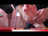 Wrist Supination MWM: The Mulligan Concept: Insruktion video af Josef M Andersen. Danish language.