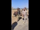 Прибытие Республиканской гвардии и бригады Абу Аль-Фадль Аль-Аббас в Дааль и Тафас