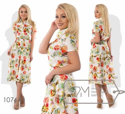 Платье  № 10764