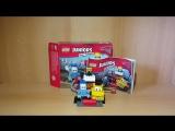 Lego Juniors Cars 3 Guido And Luigi's Pit Stop Set 10732 Review/Лего Тачки 3 Обзор