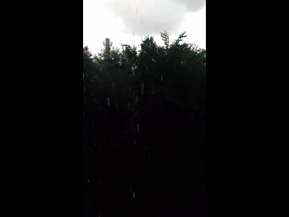 это просто дождь