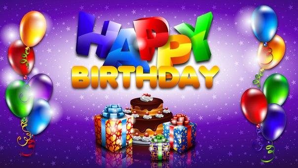 В нашем кафе, вы можете отпраздновать ваше день рождение!! Как детское