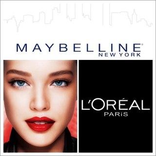 L'oreal, maybelline . . декоративная косметика.