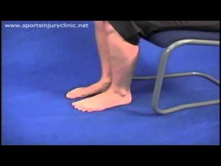 Реабилитация после перелома лодыжки / Rehabilitation after ankle fracture