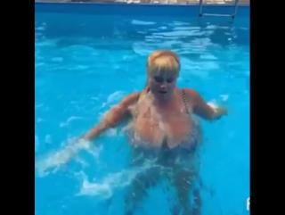 Mila Kuznetsova - Big Boobs Slow Motion