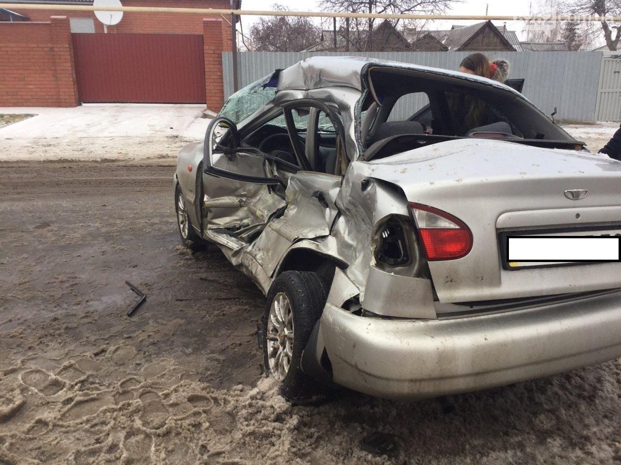 Страшная авария в Славянске случилась по Шнурковской