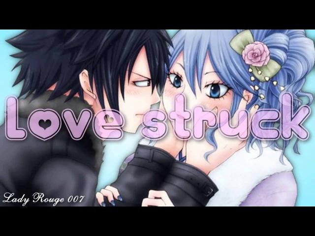 Fairy Tail couple Love Struck Collab wiht Kay kun