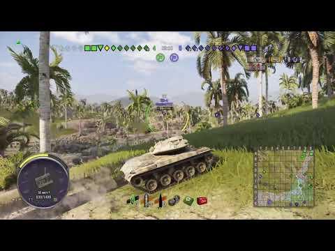 World of Tanks PS4 T49 должно быть три медали...одну не взял, а две не дали. :D